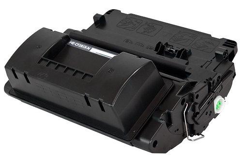 HP 81X (CF 281X) TONER CTG, BLACK, 25K HIGH YIELD