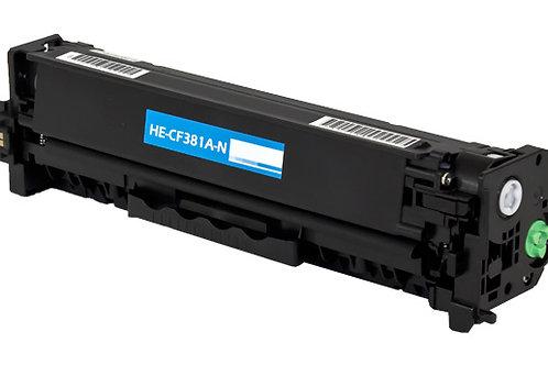 HP 312A (CF 381A) TONER CTG, CYAN, 2.7K YIELD