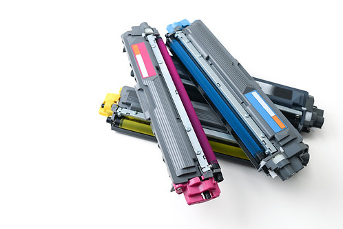 BROTHER TN 227 (TN227M) TONER CTG, MAGENTA, 2.3K HIGH YIELD (NO CHIP)