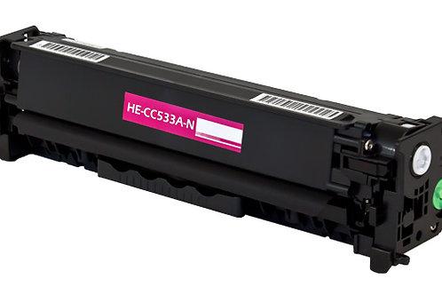 HP 304A (CC 533A) TONER CTG, MAGENTA, 2.8K YIELD