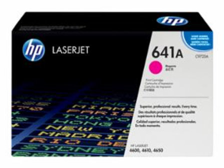 HP 641A (C9723A)- Magenta - original - LaserJet - toner cartridge
