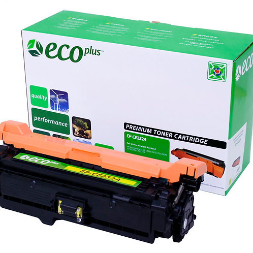 HP 504A (CE 252A) TONER CTG, YELLOW, 7K YIELD