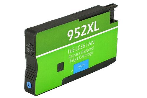 HP 952XL (L0S61AN) INKJET CTG, CYAN, 1.6K HIGH YIELD