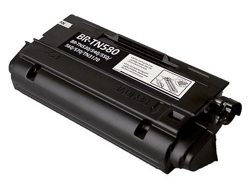 Brother BR TN 540/570/580 Black toner Re-manufactured