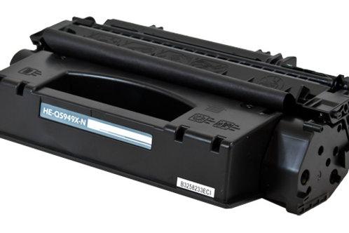 HP 49X (Q5949X) TONER CTG, BLACK, 6K HIGH YIELD