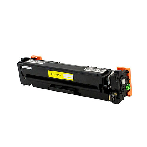 HP 410A (CF 412A) TONER CTG, YELLOW, 2.3K YIELD