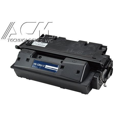 HP 61X (C8061X) TONER CTG, BLACK, 10K HIGH YIELD