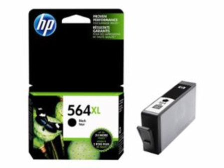 HP 564XL - High Yield - black