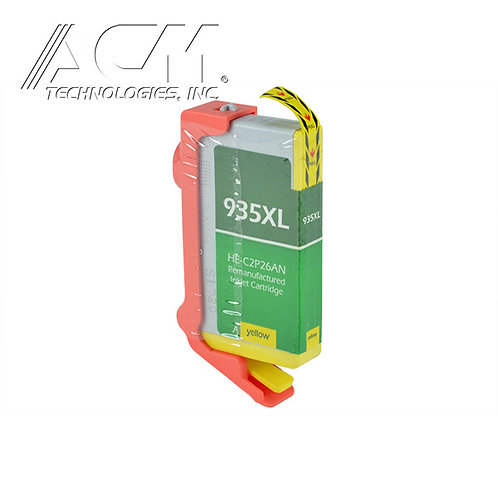 HEWLETT PACKARD 935XL (C2P26AN) INKJET CTG, YELLOW, 825 HIGH YIELD