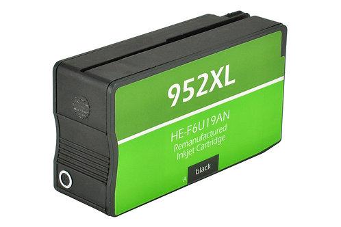 HP 952XL (F6U19AN) INKJET CTG, BLACK, 2K HIGH YIELD
