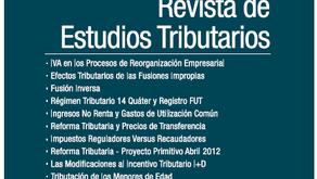 Revista de Estudios Tributarios publica artículo del socio Cristian Pincheira Castro