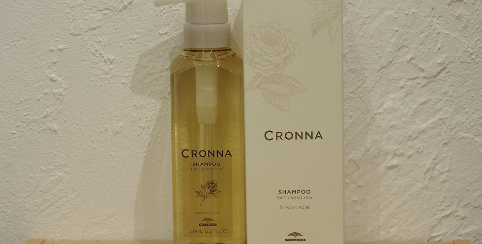 CRONNA SHAMPOO for Colored Hair(クロナ シャンプー フォー カラードヘアー)