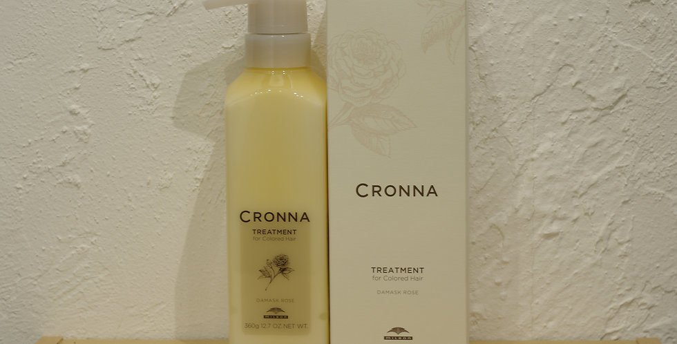 CRONNA TREATMENT for Colored Hair(クロナ トリートメント フォー カラードヘアー)