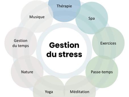 9 façons de gérer son stress