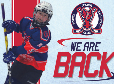 The Invicta Juniors are back!