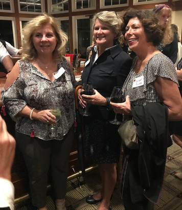 Kindness overflows here; WA Opening Dinner, October 2017.