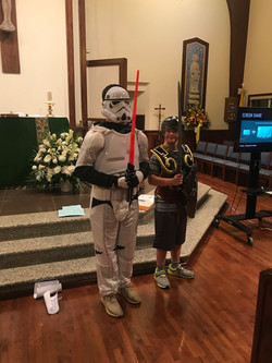 Star Wars Religious Education Lesson