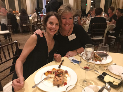 Feasting and fast friendship; WA Dinner, October 2017.