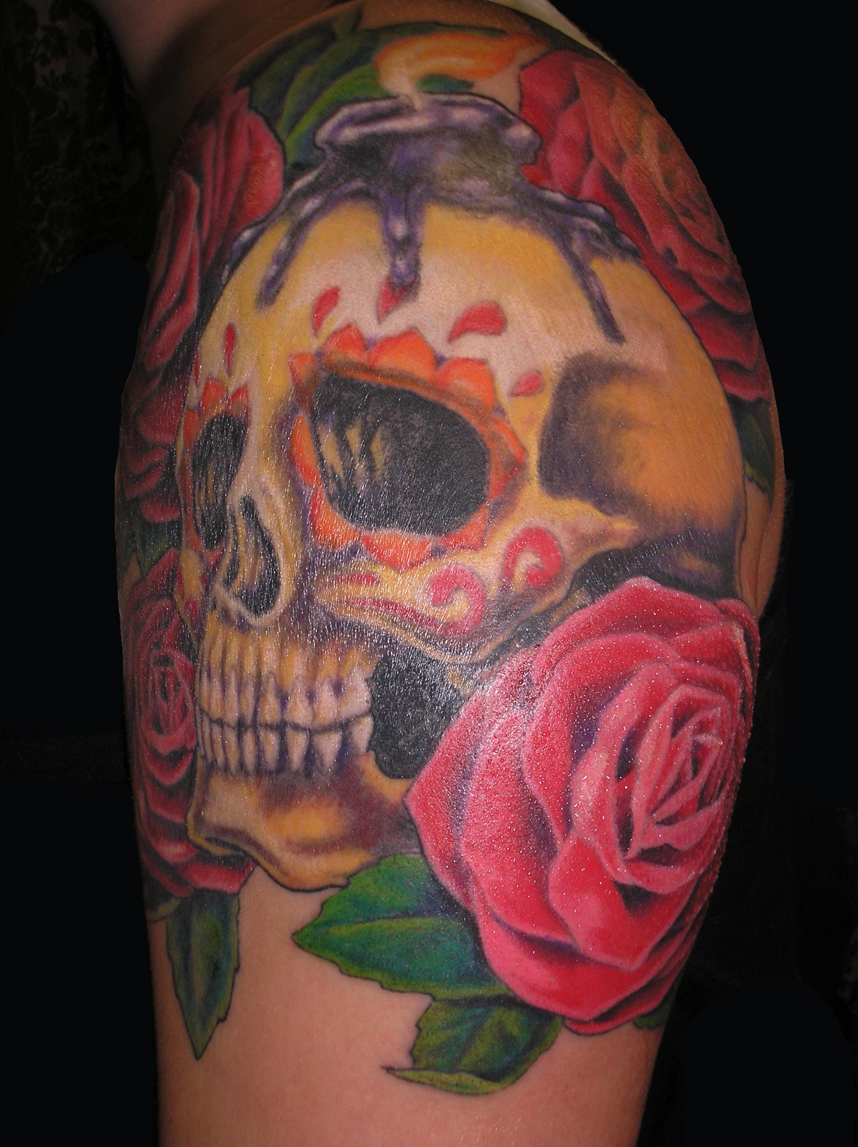 kelly's skull