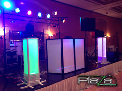 FIESTAS DJ PLAZA PRODUCCIONES
