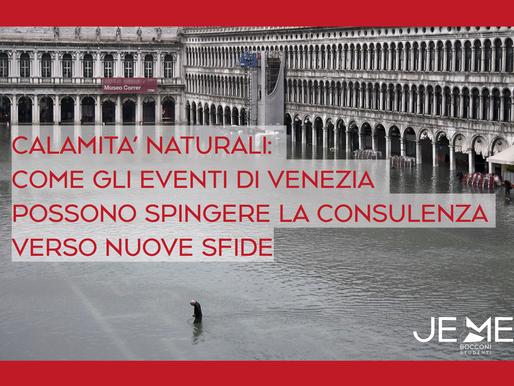 Le ferite di Venezia