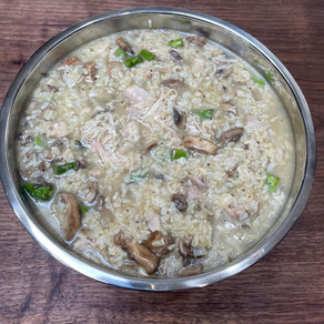 Instant Pot Brown Rice Risotto