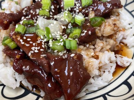 Copycat PF Changs Mongolian Beef