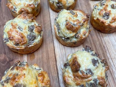 Sausage Breakfast Muffins