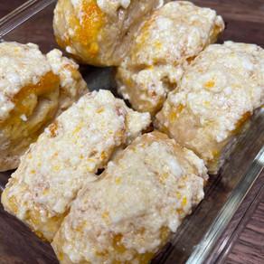 Homemade Orange Sweet Rolls