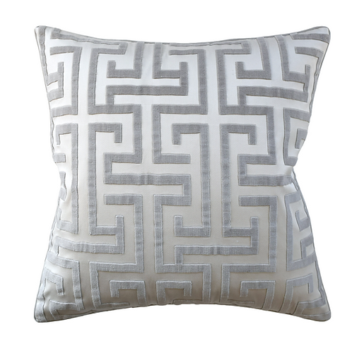 Fretwork Pillow