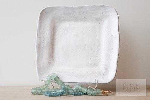 Large Square Platter
