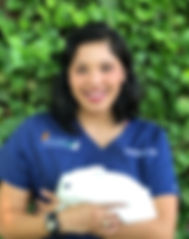 Dr. Rosa Bañuelos veterinarian at Long Island Exotic Pet Vet