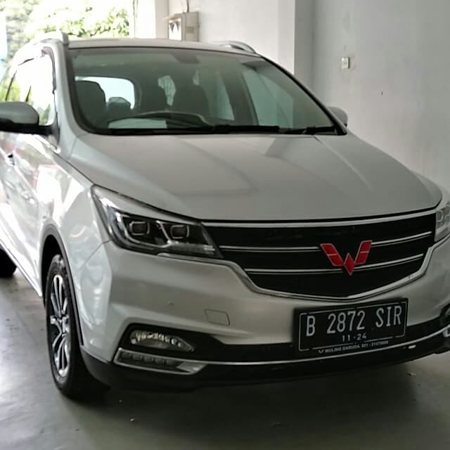 Wuling Cortez 1.8 Lux+ AMT
