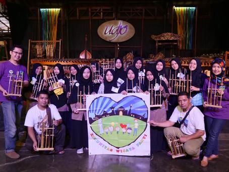 Komunitas Wisata Panti Goes To Bandung