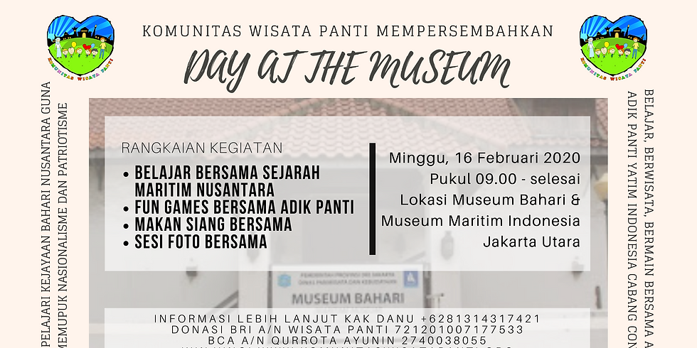 DAY AT THE MUSEUM