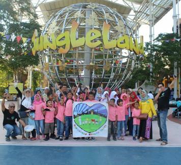 Perayaan Hari Anak Nasional Bersama Komunitas Wisata Panti