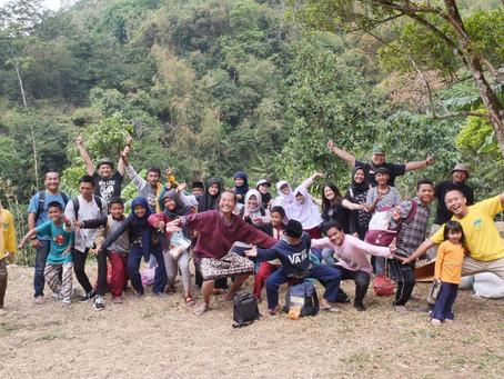 Menyatu Dengan Alam Bersama Komunitas Wisata Panti