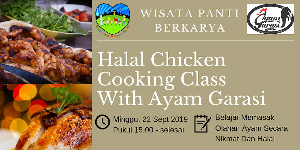 Halal Chicken Cooking Class