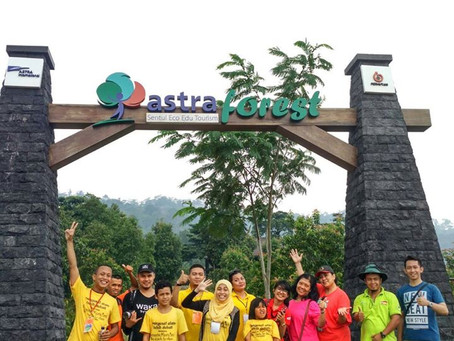 Jalan-jalan Ke Hutan Bersama Wisata Panti