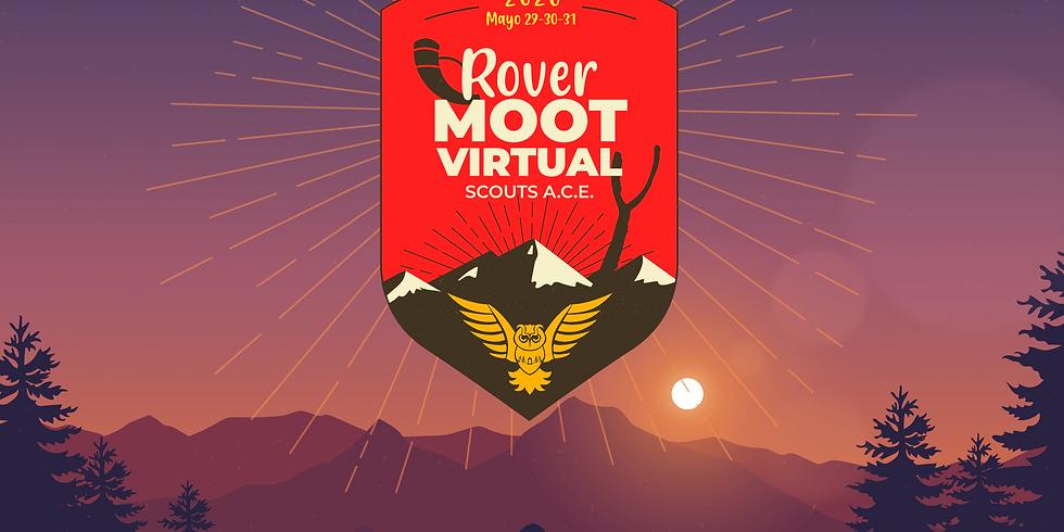 Reto 1: Inauguración Rovermoot Nacional 2020