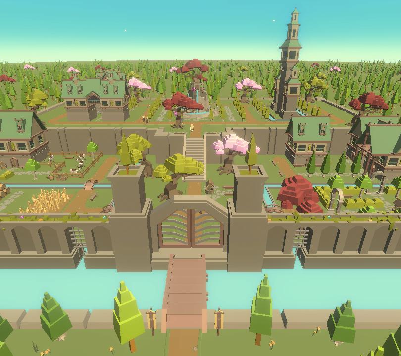 An Elven City Example