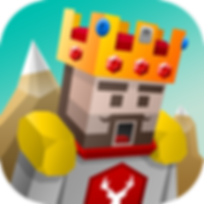 Idle Realm Builder Icon