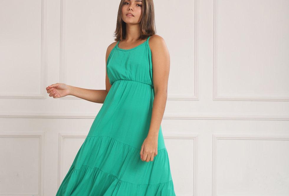 Vestido Atenas - Verde