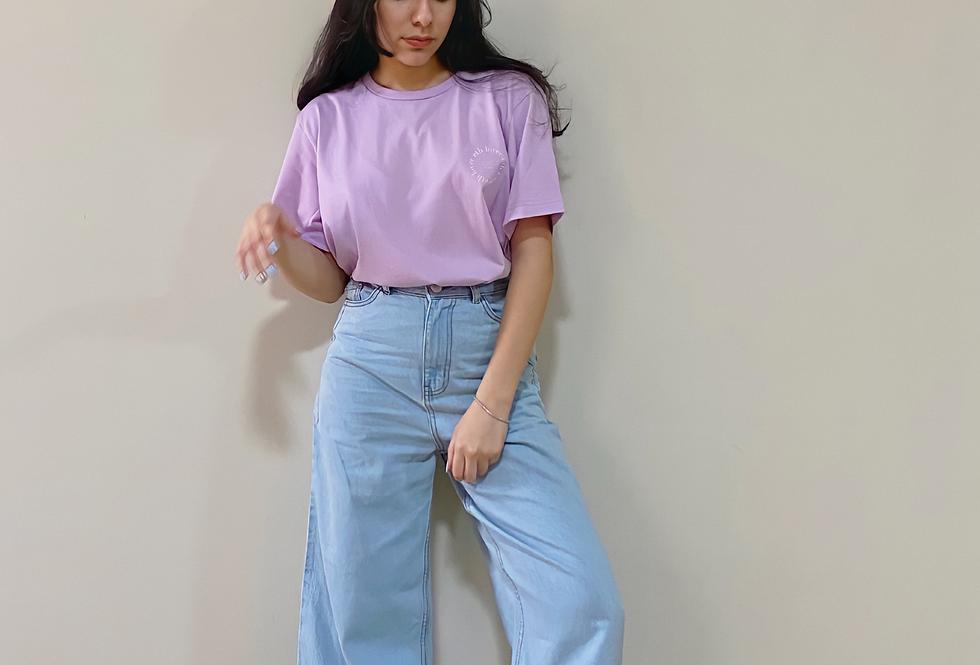 Wide Leg Jeans - Celeste