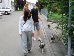 Spatziergang mit Stephanie und Andreas (2)
