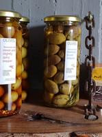flavoured olives