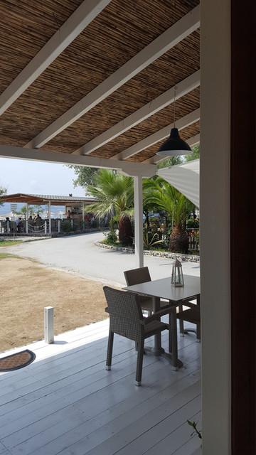 Ostria lux seaside bungalow