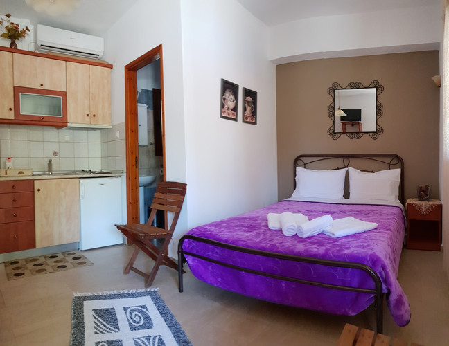 Comfort one-room bungalows