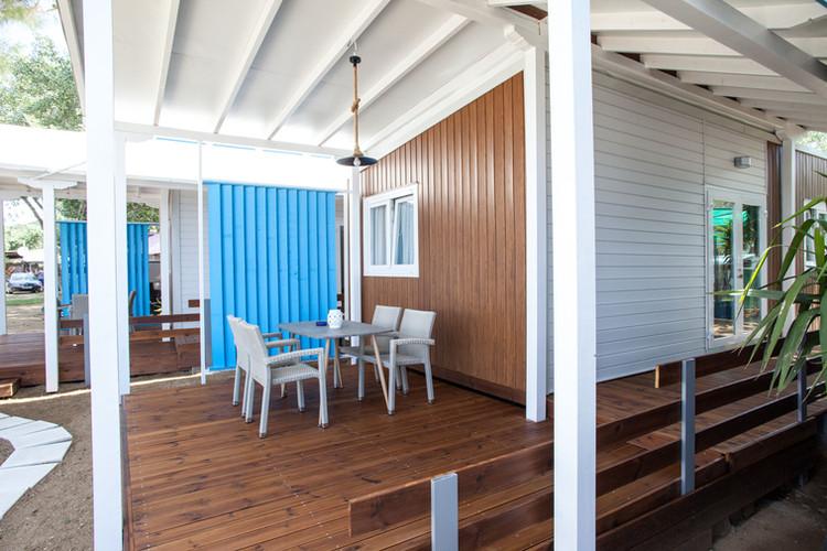 notos lux seaside bungalows