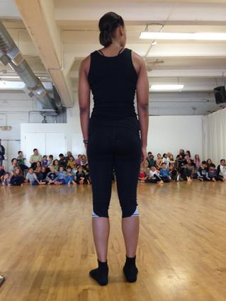 My Absolute Beginner Modern Dance Workshop